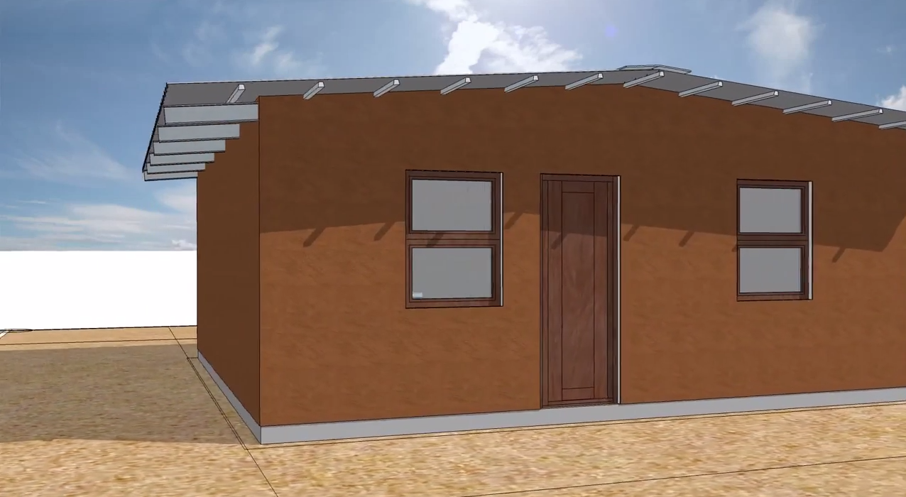 South_Africa_house_3D_Model
