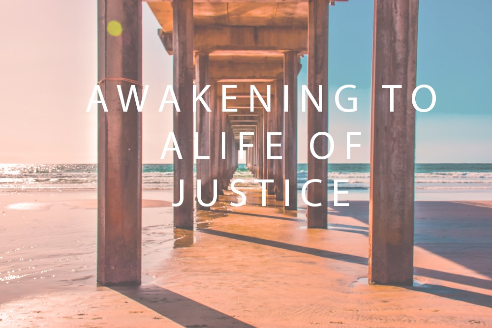 Dock In La Jolla- Awakening To A Life Of Justice